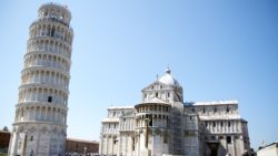 Der schiefe Turm von Pisa sorgt für besonderes Erlebnis