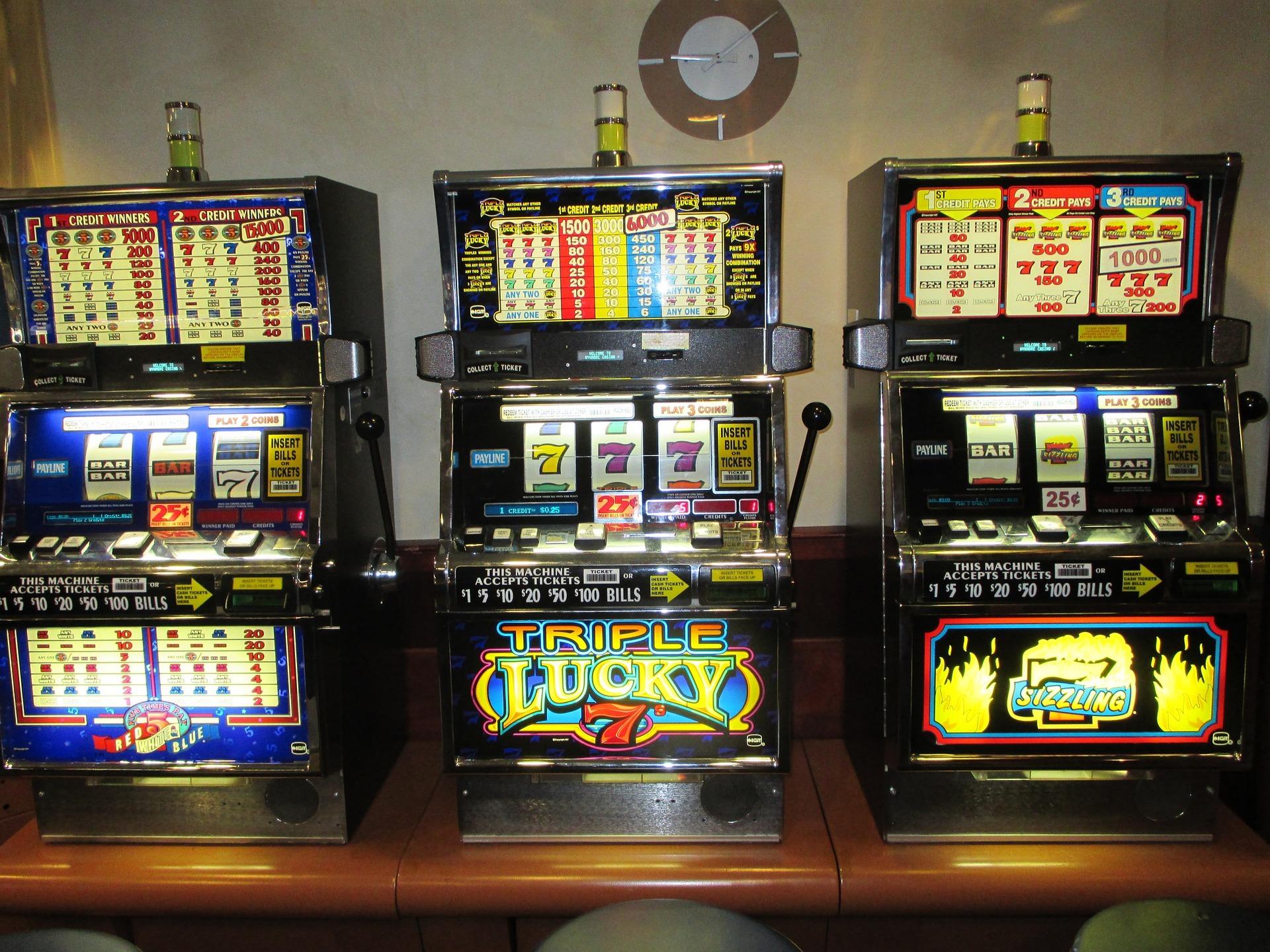 Gewinnen Mit Slotmaschinen