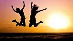 Lebensfreude - Der Weg zum Glück