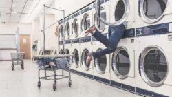 Richtig waschen muss gelernt sein