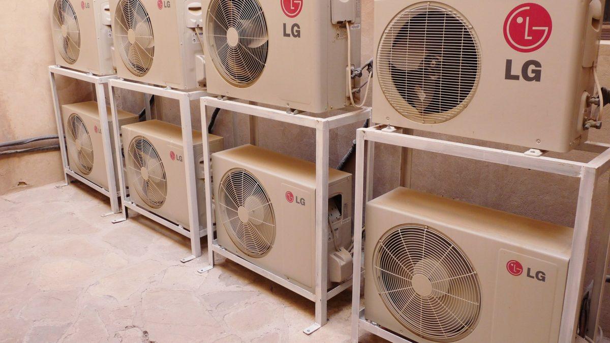 Alternative Klimaanlage für das Schlafzimmer auf konsumguerilla.net