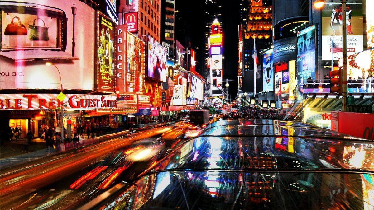 Klassische Neonröhren Werbung auf konsumguerilla.net